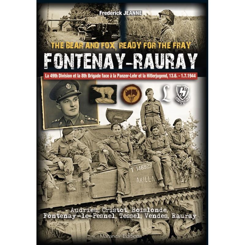 [LIVRE] Fontenay-Rauray – The Bear and Fox,... 124-large_default